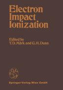 Pdf Electron Impact Ionization