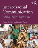 Interpersonal Communication Pdf/ePub eBook