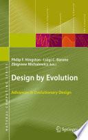 Design by Evolution Book