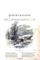 Graham's American Monthly Magazine of Literature, Art, and Fashion