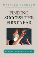 Pdf Finding Success the First Year