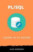 Learn PL SQL in 24 Hours