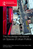 Pdf The Routledge Handbook on Spaces of Urban Politics Telecharger