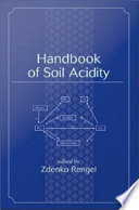 Handbook of Soil Acidity Book