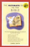 The Ultimate Guide to the Bible Pdf/ePub eBook