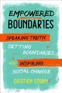 Empowered Boundaries Pdf/ePub eBook
