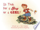 Is that for a Boy Or a Girl