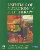 Essentials of Nutrition and Diet Therapy Book