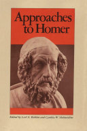 Approaches to Homer