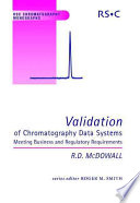 Validation of Chromatography Data Systems