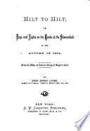 Days and Nights on the Banks of the Shenandoah in the Autumn of 1864