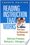 Reading Instruction That Works Book