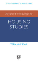 Advanced Introduction to Housing Studies