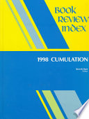 Book Review Index 1998 Cumulation