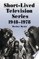 Short Lived Television Series  1948  1978