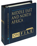 Middle East and North Africa on File