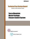 Yucca Mountain Book PDF