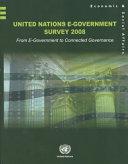 United Nations E Government Survey 2008