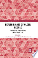 Health Rights of Older People