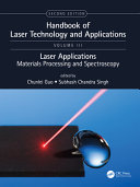 Handbook of Laser Technology and Applications Second Edition