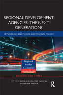 Regional Development Agencies: The Next Generation?