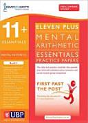 11  Essentials Mental Arithmetic for CEM