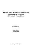 Reenacting Galileo s Experiments