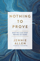 Nothing to Prove Pdf/ePub eBook