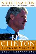 Pdf Bill Clinton: An American Journey Telecharger