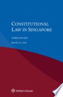 Constitutional Law In Singapore