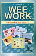 Wee Work with Reading Readiness -C