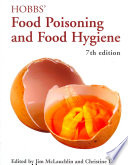 Hobbs  Food Poisoning and Food Hygiene  Seventh Edition