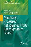 Pdf Minimally Processed Refrigerated Fruits and Vegetables Telecharger