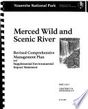Merced Wild and Scenic River