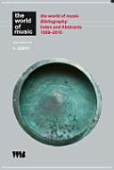 The    World of Music Bibliography
