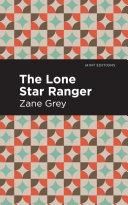 The Lone Star Ranger Pdf/ePub eBook