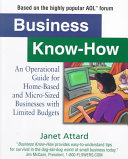 Business Know-how