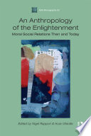 An Anthropology of the Enlightenment