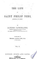 The Life of Saint Philip Neri