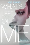 What's Left of Me Pdf/ePub eBook