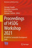Proceedings of I4SDG Workshop 2021