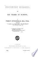 Stonyhurst Memories Book