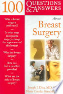 100 Questions & Answers about Breast Surgery