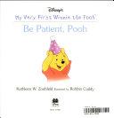 Be Patient, Pooh