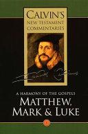A Harmony of the Gospels Pdf/ePub eBook