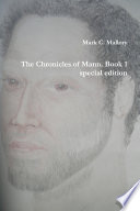 The Chronicles of Mann  Book 1 special edition