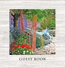 GUEST BOOK  Visitors Book  Comments Book  Guest Comments Book HARDBACK Book PDF