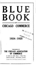 Blue Book of Chicago Commerce