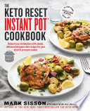 The Keto Reset Instant Pot Cookbook Book