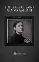 The Diary of Saint Gemma Galgani
